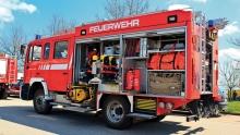 Fire brigade trucks