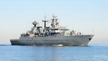 Ships under deck