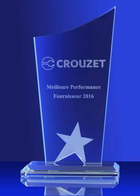 SOURIAU named top connector supplier of 2016 by Crouzet