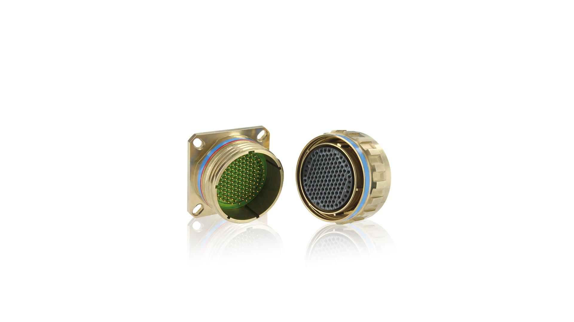 Bronze CECC connectors