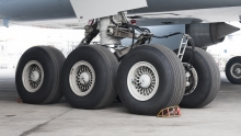 Landing gear harnessing