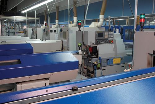 Precision Swiss machines